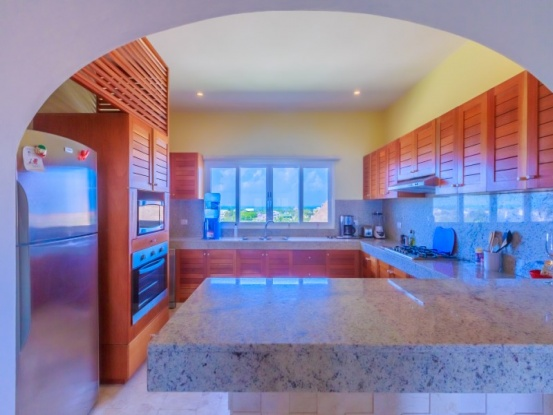 2 Bedrooms, Condo, For Rent, 2 Bathrooms, Listing ID 21261, Isla Mujeres, Quintana Roo, Mexico,