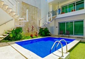 3 Bedrooms, Condo, For Rent, 3 Bathrooms, Listing ID 21280, Isla Mujeres, Quintana Roo, Mexico,